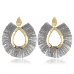 """Miroir de poche """"Fifi sur fond vert"""""""