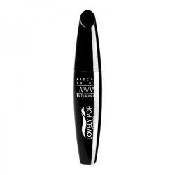"""Miroir de poche """"Fifi sur fond saumon"""""""