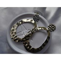 Water décal  fleurs BLE 328
