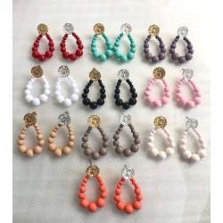 """Plaque de stamping JQ-14 """"fleurs, papillons, étoiles, etc..."""""""