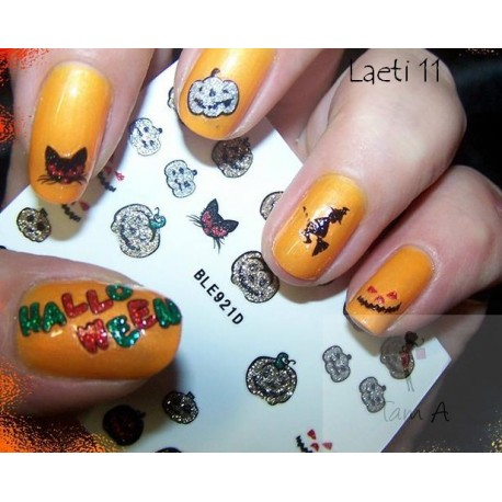 Stickers Halloween BLE 921D